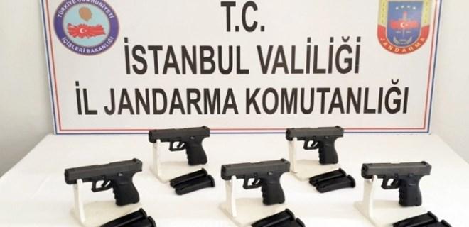 'Hayalet silah' satıcıları internette avlandı!