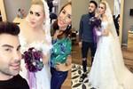 Selin Ciğerci futbolcu sevgilisiyle evleniyor!