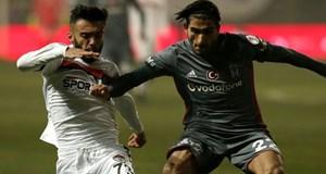 Beşiktaş, Manisaspor'dan istediğini aldı!