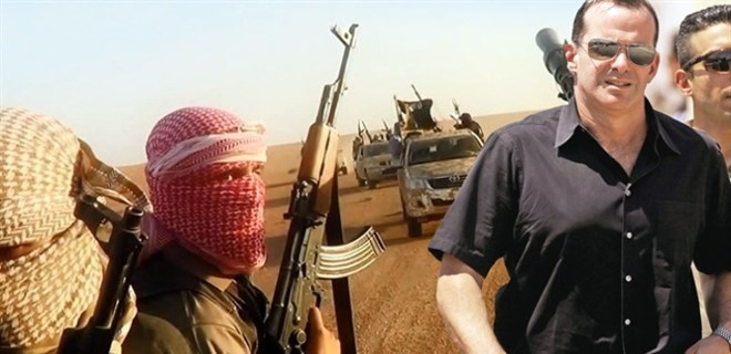 McGurk'un DEAŞ'ı İdlib'e saldırıyor!