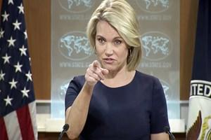 Rus askerinin Suriye'den çekilmesine ABD'den yorum