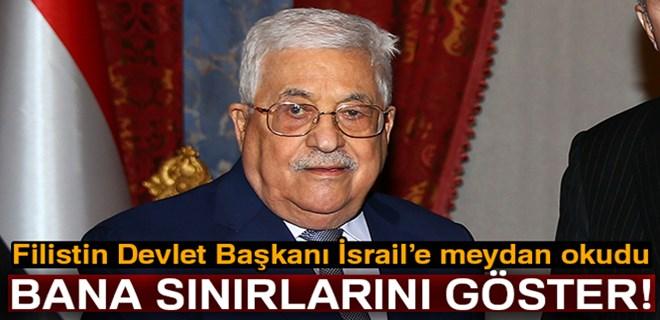Filistin Devlet Başkanı Abbas: 'ABD anlaşmayı bozdu'