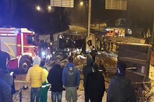 Ankara'da feci trafik kazası!