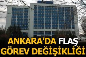 ASKİ Genel Müdürü görevden alındı!