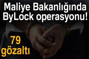 Maliye Bakanlığında ByLock operasyonu!