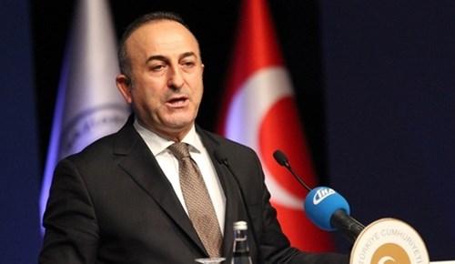 Dışişleri Bakanı Çavuşoğlu'ndan S-400 açıklaması