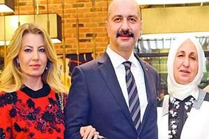 Akın İpek'in eşi için mahkemeden şok karar