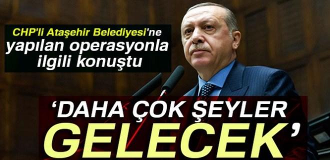 Cumhurbaşkanı Erdoğan'dan 'Ataşehir' çıkışı