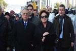 Mesut ve Berna Yılmaz'ın bulunduğu uçak İstanbul'a iniş yaptı