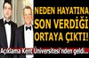 Kent Üniversitesi'nden Yavuz Yılmaz hakkında açıklama