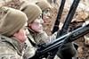 Jandarma Teşkilatı'nda 52'si subay, 776 astsubay olmak üzere 828 kadın asker bulunuyor. Yeni...
