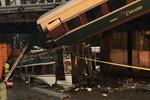 ABD'de feci tren kazası!