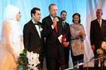 Ahmet Özhan'ın kızı, Ömer Faruk Albayrak ile evlendi