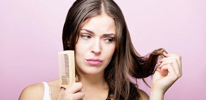 Saçlarınız dökülmesin!