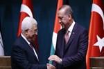 Erdoğan - Mahmud Abbas görüşmesi
