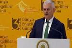 Başbakan Yıldırım'dan 5 bin engelliye istihdam müjdesi