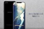 iPhone X'e benzeyen Samsung X8 konsepti