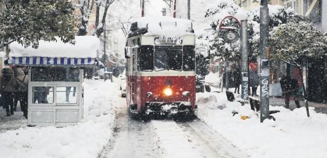 Çarşamba günü kar geliyor!