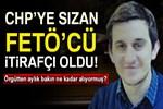 Bursa'da CHP'ye sızan FETÖ şüphelisi itirafçı oldu