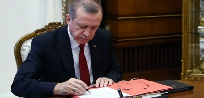 Cumhurbaşkanı Erdoğan, 7061 sayılı kanunu onayladı