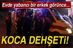 Antalya'da dehşet veren cinayet!