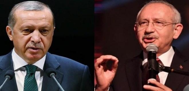 Erdoğan'dan Kılıçdaroğlu hakkında suç duyurusu!