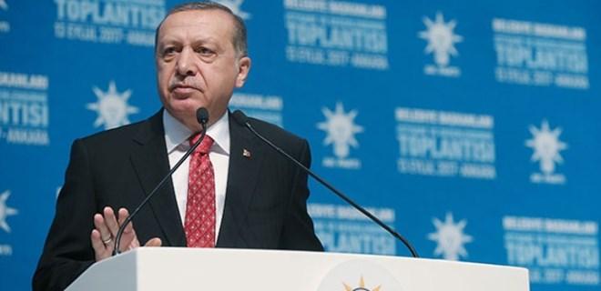 Cumhurbaşkanı Erdoğan Atina'da