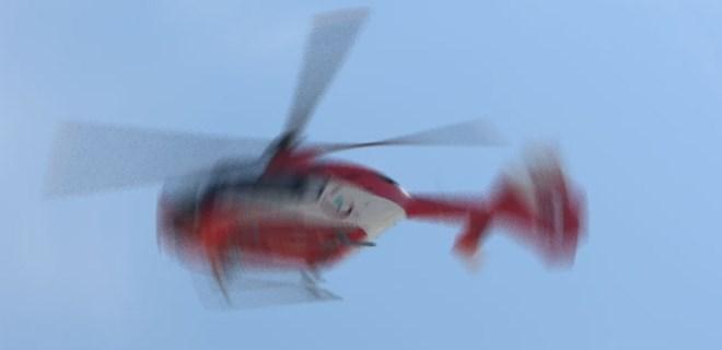 Rusya'da helikopter kayboldu!