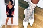 Rihanna'nın çorabı: 5 bin TL!