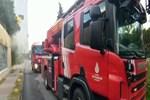 Ataşehir'de feci yangın!