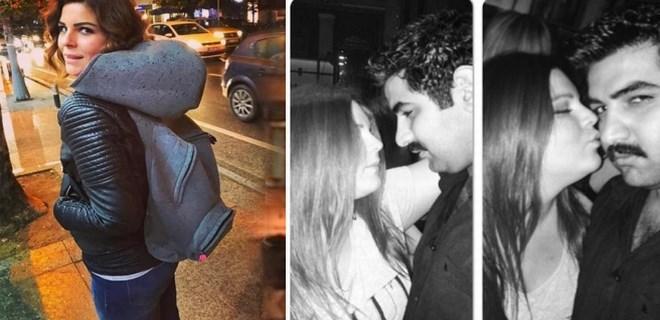 Pelin Öztekin yeni aşkıyla hayatını yaşıyor