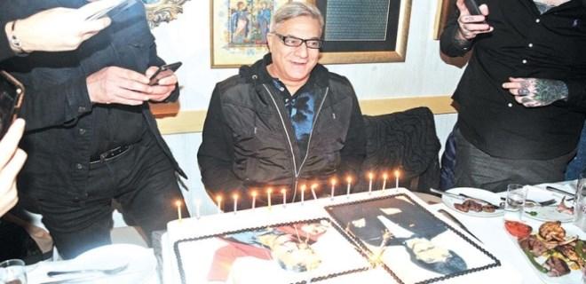 Mehmet Ali Erbil doğum gününde hastanelik oldu!