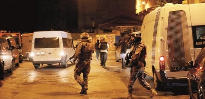 PKK'nın hain planı polis engeline takıldı