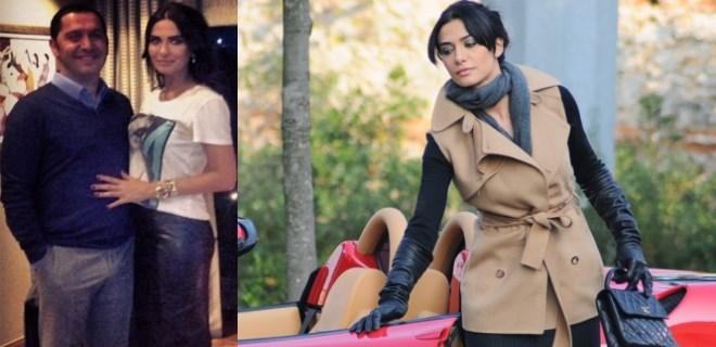 Gamze Karaman sevgilisi Nedim Keçeli ile evleniyor