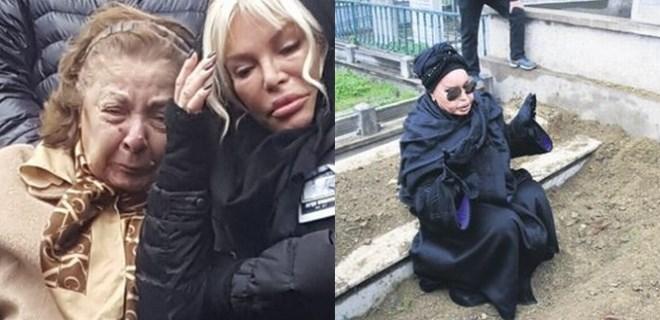 Ajda Pekkan ve Bülent Ersoy'u ölüm bile barıştıramadı!
