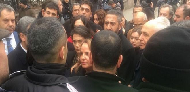 Ankara Üniversitesi'nde gerginlik!