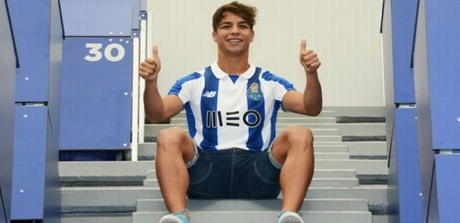 Porto en pahalı ikinci transferi yaptı!