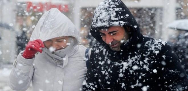 İstanbul'da kar bekleniyor mu?..
