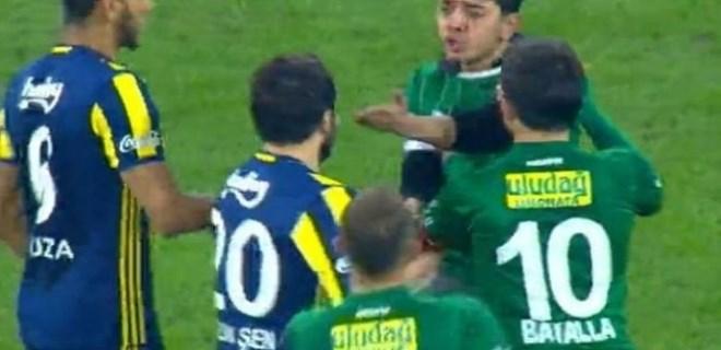 Bursa'da skandal olay!