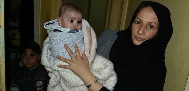 Suriyeli bebek ve anneyi fareler kemirdi!