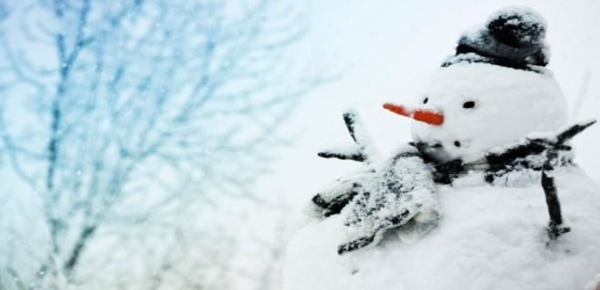 Kar az soğuk çok!..