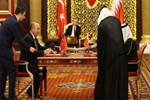 Türkiye ve Bahreyn 4 anlaşmaya imza attı!