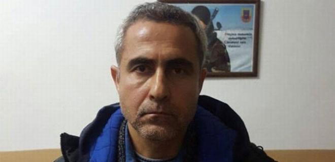 PKK yöneticisi Yunanistan'a kaçarken yakalandı!
