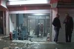İstanbul'da markete molotoflu saldırı!