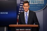Beyaz Saray'da istifa depremi!..