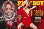 Lindsay Lohan ülkesine dönmeye korkuyor!