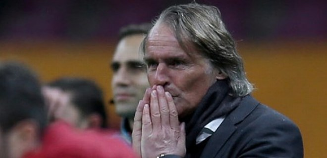 Jan Olde Riekerink'in gözyaşları!