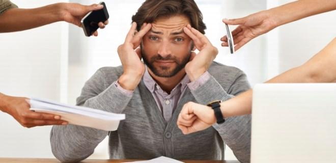 Stresin zararlı etkilerini yok etmek elinizde!