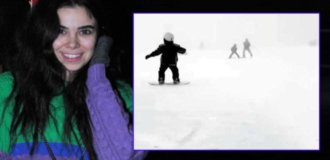 Eyvah! Asena Atalay tatile çıktı!...