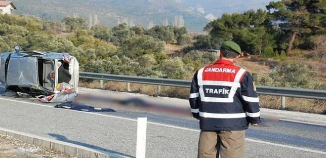 İzmir'de tüyler ürperten trafik kazası!..